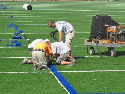 FieldTurf, Aug. 17