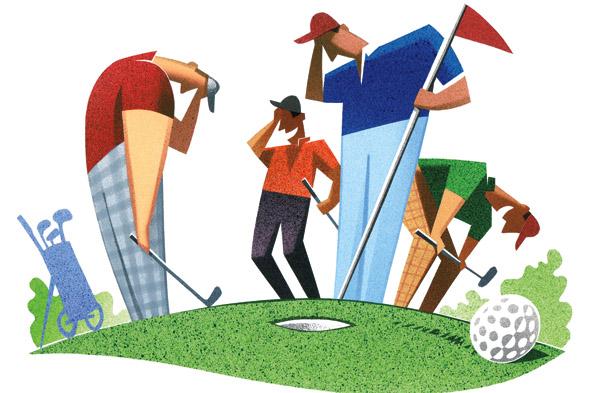 golf-trull-essay