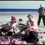 Scene Again: Pirates at Popham Beach