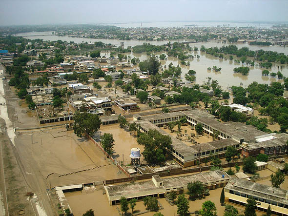 2010 floods in Pakistan