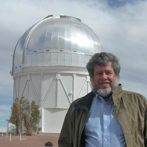 Astrophysicist Gregory Tarle