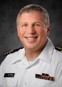 Dr. Martin Cetron, CDC