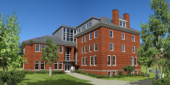 Roger Williams rendering