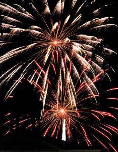 Reunion 2002 fireworks