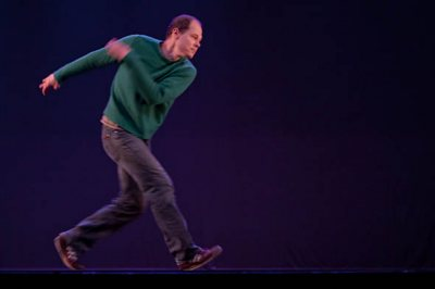Choreographer John Carrafa