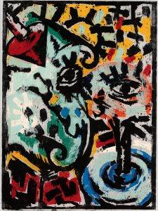 Iago III by Charlie Hewitt
