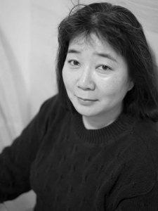 Poet Naomi Otsubo