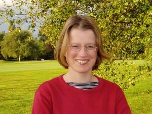 Theologian Celia Deane-Drummond