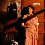 Audio slide show: Jennifer Flanagan '12 is Grace Hoylard in 'Bus Stop'