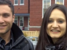 "Video: Mustafa and Romina say ""Hello!"""