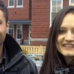 """Video: Mustafa and Romina say """"Hello!"""""""