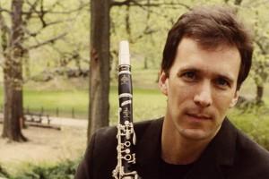 Clarinetist Jon Manasse.