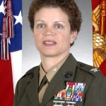 Free Press feature on Montford Marines quotes Col. Stephanie Smith '87