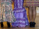 Fashion show focuses on traditional and contemporary African styles