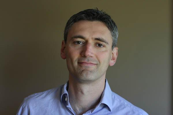 Professor of Sociology Francesco Duina. (Morris Freeman)