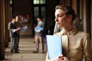 "Julieta Zylberberg stars in Diego Lerman's film ""The Invisible Eye."""