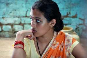 "Saba Joshi in Sidharth Srinivasan's 2010 film ""Soul of Sand."""