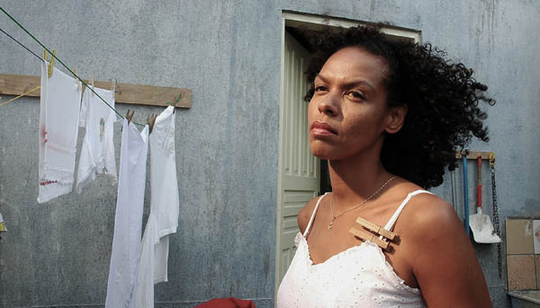 "Ana Carbatti plays Iara in Sérgio Bianchi's 2009 film ""The Tenants."""