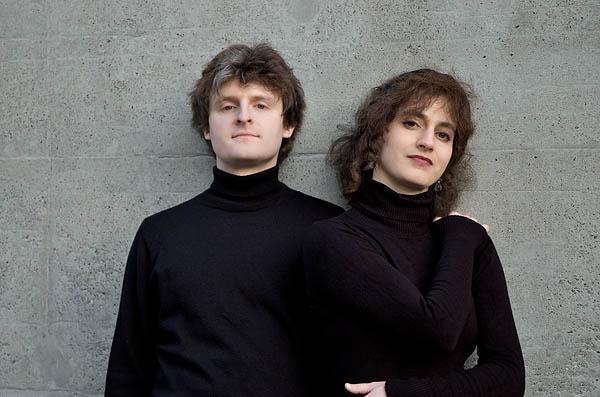 Michal Gondko and Corina Marti of La Morra.