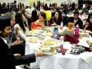 Senses swoon, cultures connect at the International Dinner