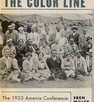 "Eben Miller '96 is the author of ""Born Along the Color Line: The 1933 Amenia Conference and the Rise of a National Civil Rights Movement."" (Oxford University Press, 2012.)"