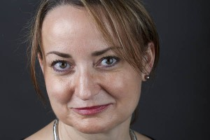 Senior Lecturer in Theater Kati Vecsey.