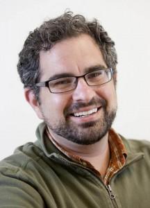 Stephen Engel, associate professor of politics. (Phyllis Graber Jensen/Bates College)