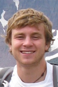 Heart and Soul Award recipient Erik Barth '12.