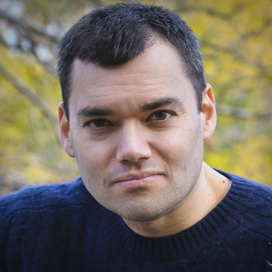 Author Peter Beinart. Photograph by Guillaume Gaudet.