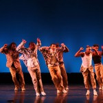 Rennie Harris and Puremovement open 2012 Bates Dance Festival
