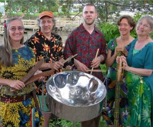 Mango Grove Steel Band