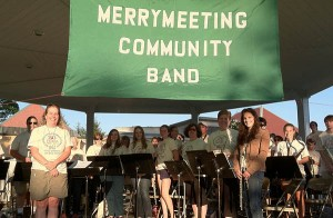 The Merrymeeting Community Band.