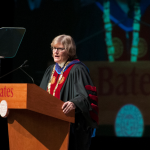 'Questions Worth Asking' — President Clayton Spencer's inaugural address