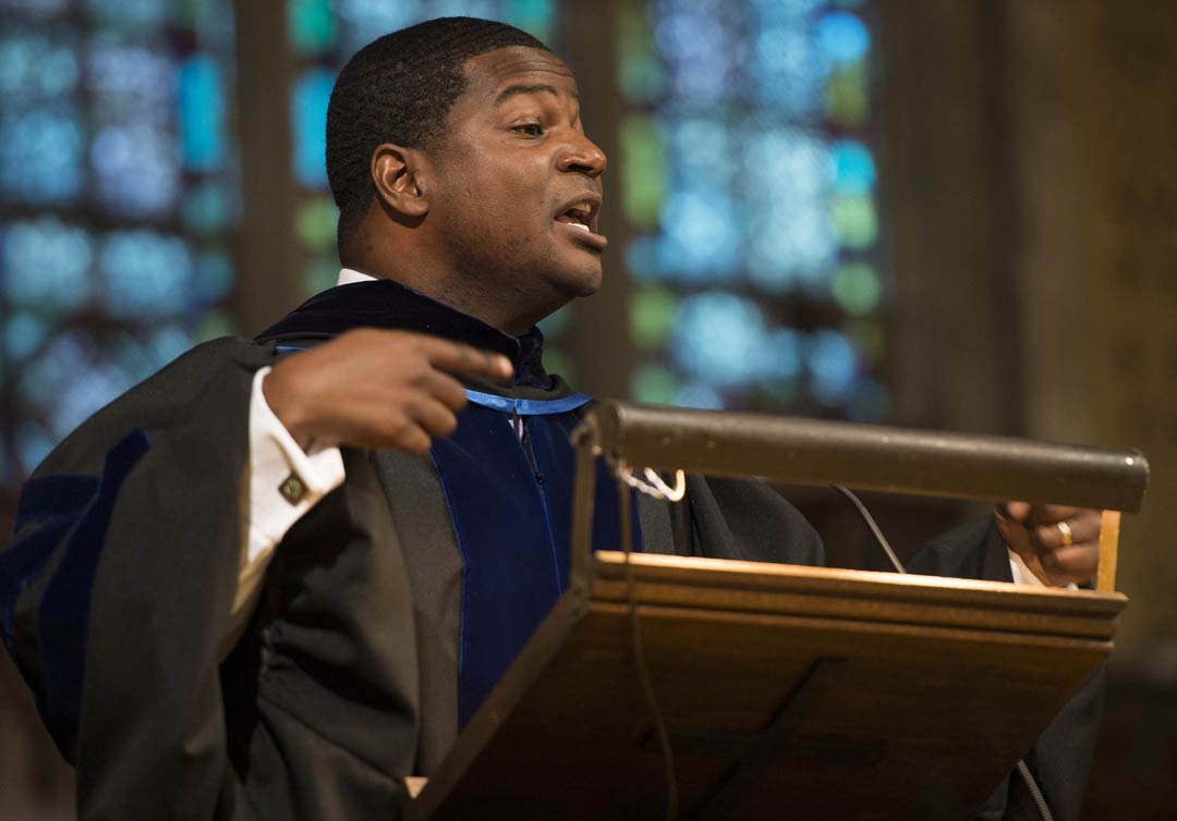 The Rev. Jonathan Walton
