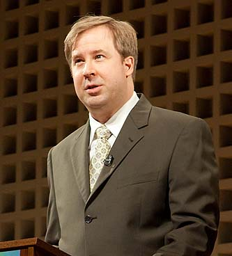 10/27/10Olin Concert Hall Gubernatorial DebateJohn Baughman