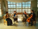 Faculty compositions featured on Momenta Quartet program