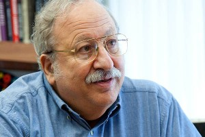 Marshall Ganz, senior lecturer in public policy at Harvard's John F. Kennedy School of Government.