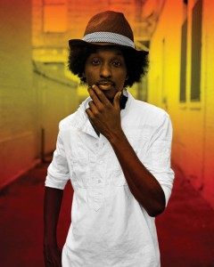 World-renowned rapper K'Naan.