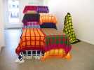 Museum of Art organizes exhibitions of textile installations and works on paper