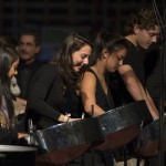 Bates jazz, steel pan ensembles in back-to-back concerts