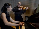 Violinist Stein, pianist Naruse to present complete Beethoven sonatas