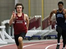 Morning Sentinel profiles sprinter Spofford '15, 'fast and getting faster'