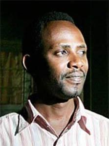 Gilbert Ndahayo.
