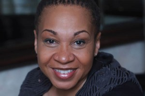 """Post Traumatic Slave Syndrome"" author Joy DeGruy."