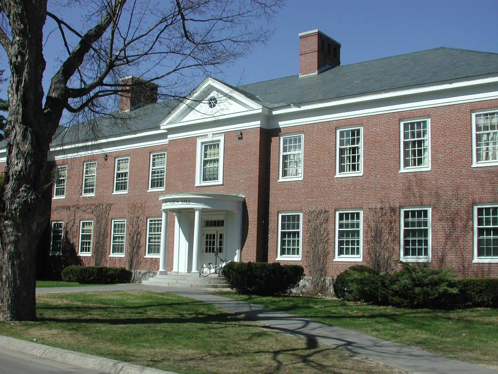 Pettigrew Hall