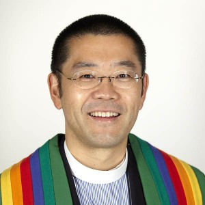 The Rev. Patrick Cheng.