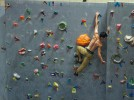 When climbing, 'nothing else matters,' says Chester Chiao '13