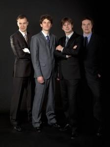 The Bennewitz String Quartet.