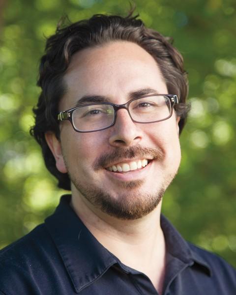 Jason Castro, assistant professor of psychology and neuroscience.