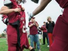 Bates in Brief Sports: Football's winning season, cross-country heads to NCAAs